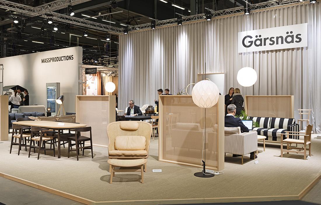Stockholm Furniture Fair 12  Gärsnäs